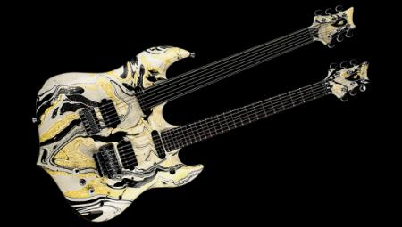 DoubleBfoot Ron Thal signature