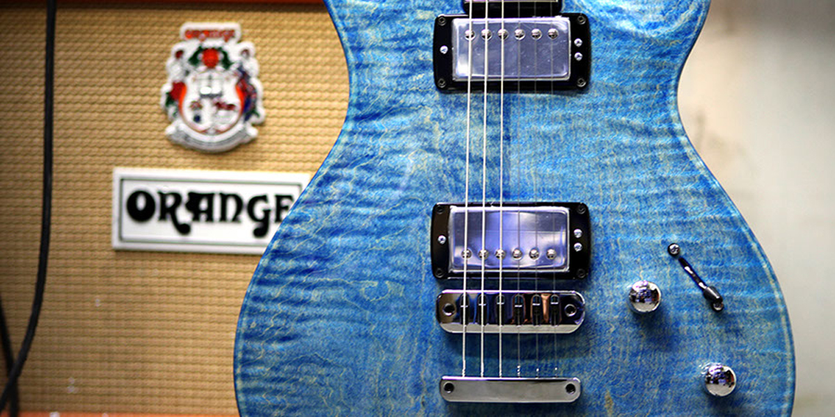 Vigier G.V. Wood couleur Stone Washed Blue